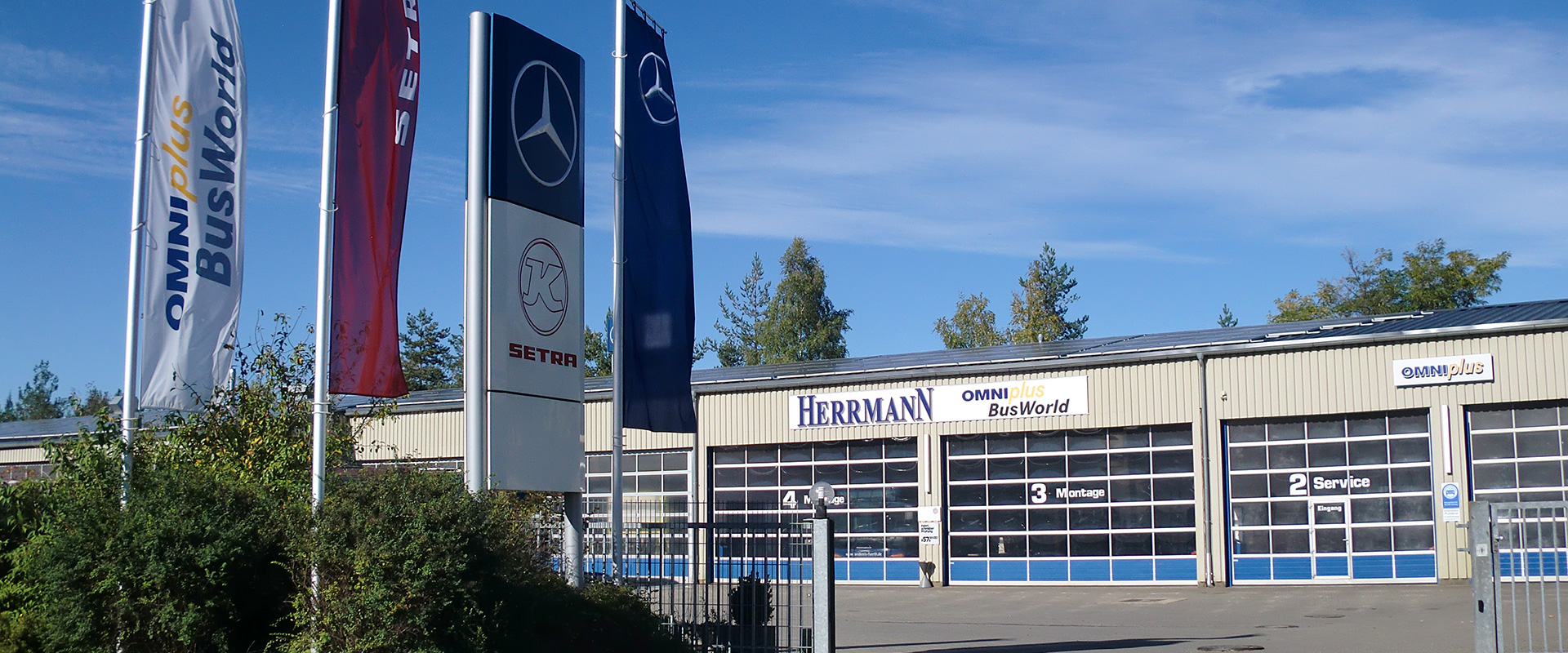 Betriebshof | E. Herrmann GmbH